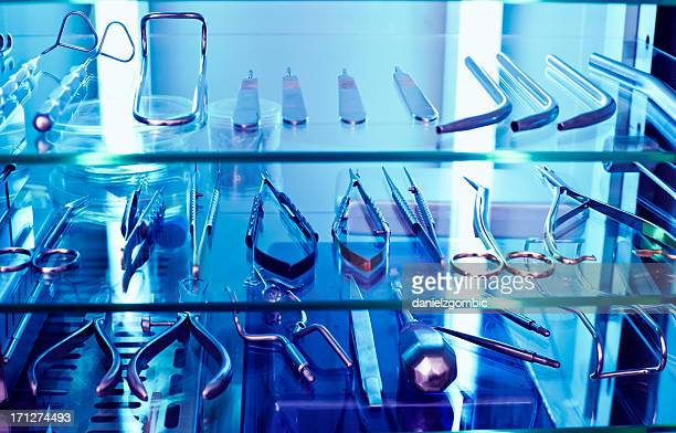 Sterilized dental equipement