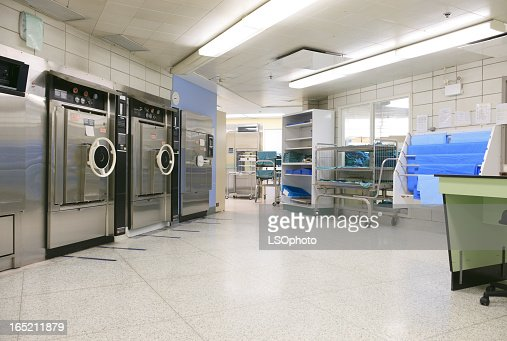 Sterilizer in Hospital - Machine Place