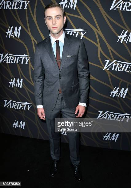 Sterling Beaumon arrives at the Variety Power Of Young Hollywood at TAO Hollywood on August 8 2017 in Los Angeles California