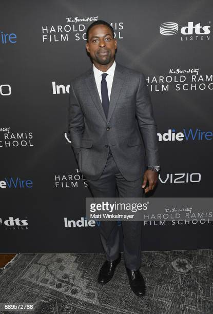 Sterling K Brown attends Inaugural IndieWire Honors on November 2 2017 in Los Angeles California