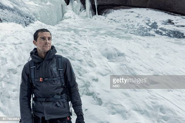 GRYLLS 'Sterling K Brown' Episode 309 Pictured Bear Grylls