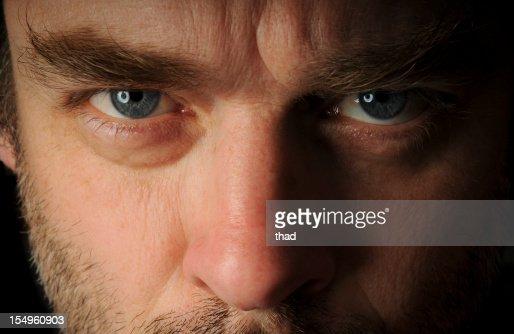 angry eyes man - photo #24
