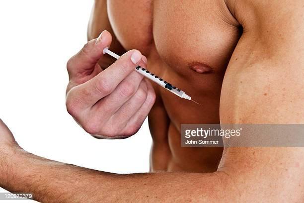 Steroids concept