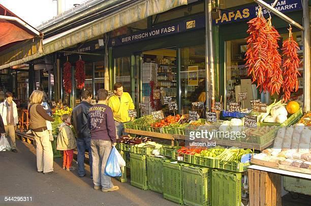 Naschmarkt an der Wienzeile