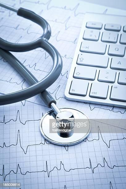 聴診器および Cardiogram