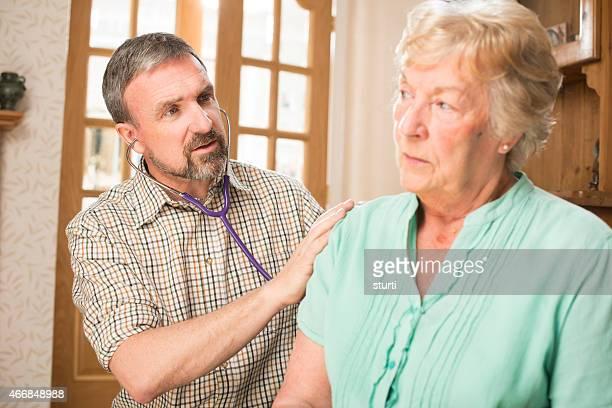 stethoscope examination