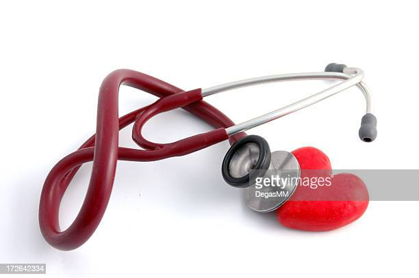 Stethoscope Listens to Your Heart