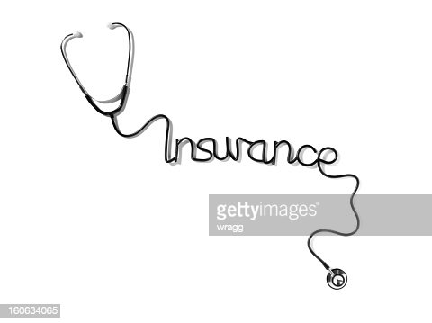 Stethoscope with Medical insurance