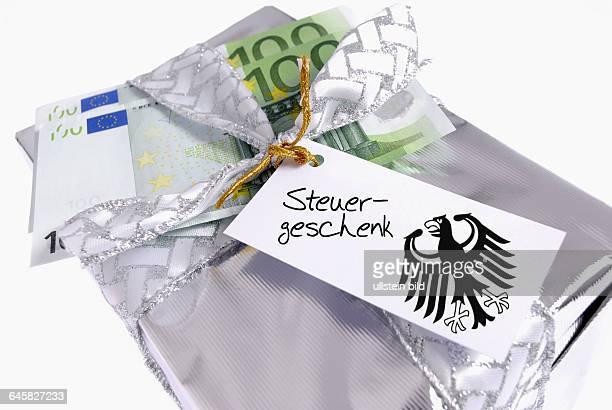 Steuergeschenk Steuergeschenke Steuerentlastung Steuerentlastungen Steuersenkung Steuersenkungen Geschenk Geschenke Entlastung Entlastungen Senkung...