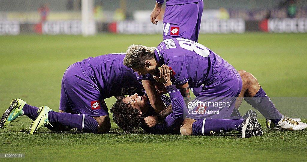 ACF Fiorentina v Catania Calcio  - Serie A