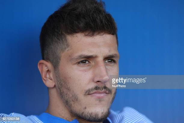 Stevan Jovetic of FC Internazionale during the PreSeason 2017/2018 International Friendly FC Internazionale v Villareal CF at Riviera delle Palme...