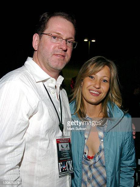 Steve Anderson director/producer and Joey Lauren Adams