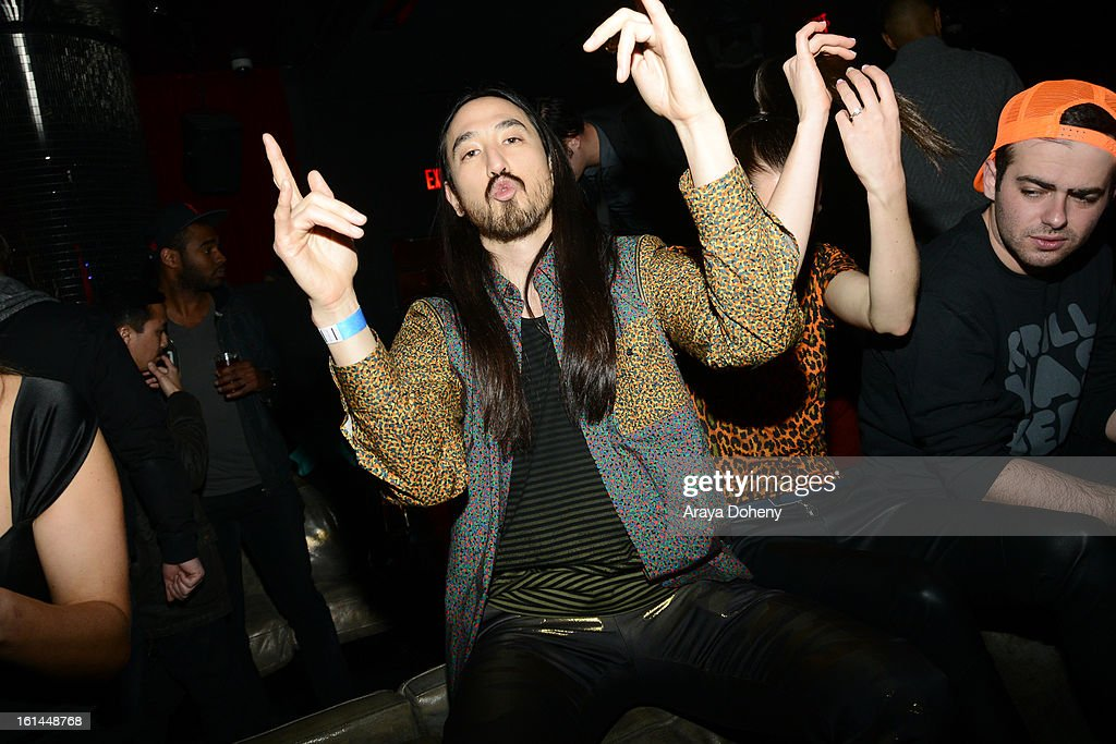 <a gi-track='captionPersonalityLinkClicked' href=/galleries/search?phrase=Steve+Aoki&family=editorial&specificpeople=732001 ng-click='$event.stopPropagation()'>Steve Aoki</a> at the Dim Mak Grammy Afterparty for <a gi-track='captionPersonalityLinkClicked' href=/galleries/search?phrase=Steve+Aoki&family=editorial&specificpeople=732001 ng-click='$event.stopPropagation()'>Steve Aoki</a> at Drai's Hollywood on February 10, 2013 in Hollywood, California.