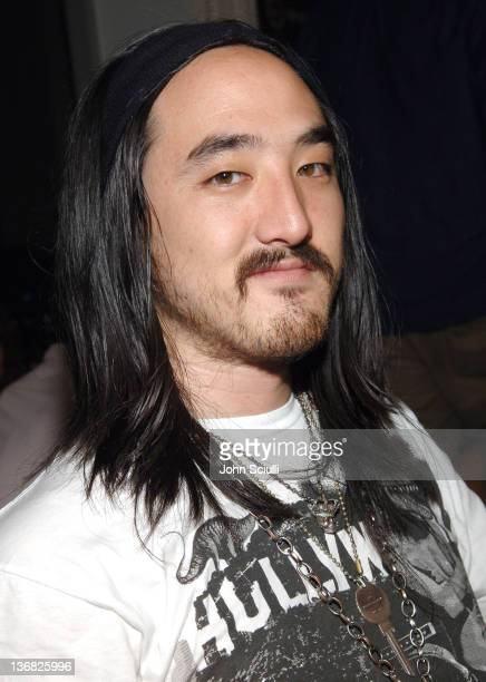 Steve Aoki during Ultimatebetcom Kari Feinstein and Mike McGuiness Host Celebrity Poker Tournament to Honor Clifton Collins Jr's Emmy Nomination at...
