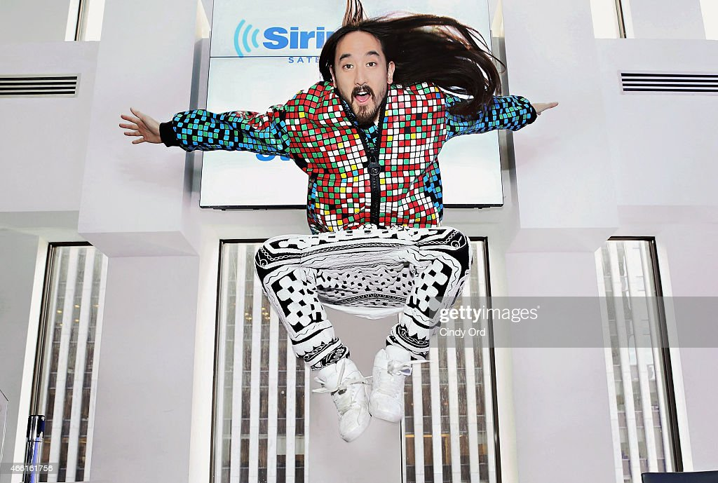 Celebrities Visit SiriusXM Studios - March 13, 2015