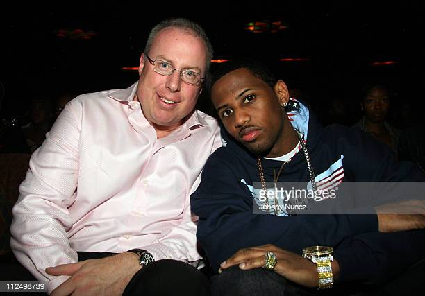 Steve Bartels and Fabolous during 2006 BET HipHop Awards Inside at Fox Theatre in Atlanta Georgia United States