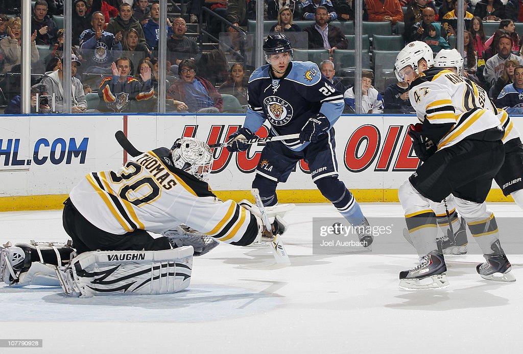 Boston Bruins v Florida Panthers