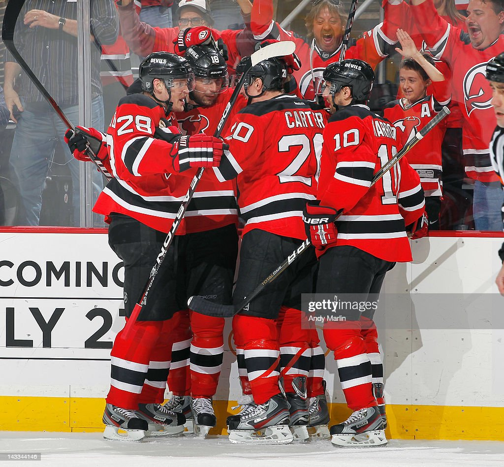Florida Panthers v New Jersey Devils - Game Six