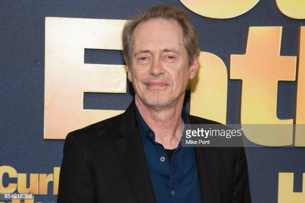 Steve Buscemi attends the 'Curb Your Enthusiasm' season 9 premiere at SVA Theater on September 27 2017 in New York City