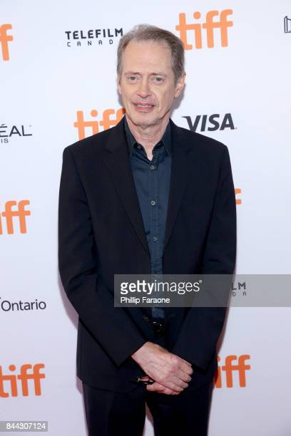 Steve Buscemi attends 'The Death of Stalin' premiere during the 2017 Toronto International Film Festival at Winter Garden Theatre on September 8 2017...
