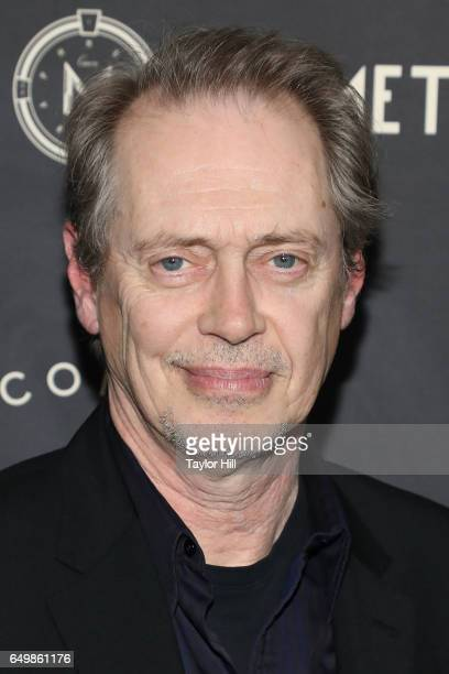 Steve Buscemi attends the Metrograph 1st Year Anniversary Party at Metrograph on March 8 2017 in New York City