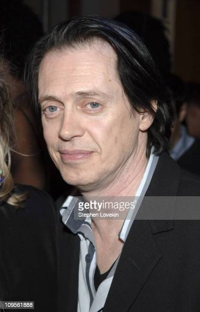Steve Buscemi during IFP's 15th Annual Gotham Awards Inside at Pier 60 at Chelsea Piers in New York City New York United States