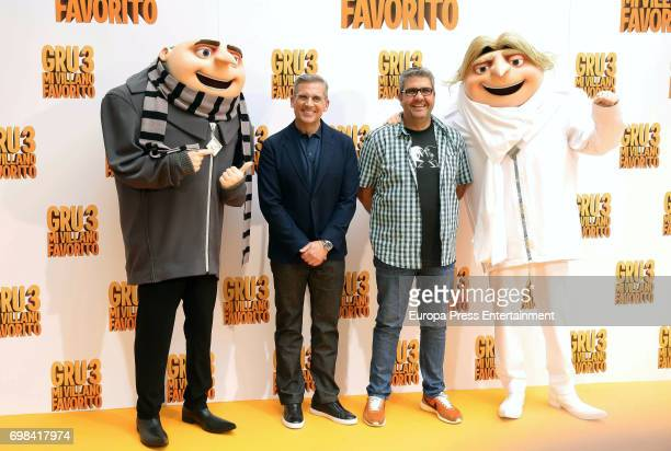 ¿Cuánto mide Florentino Fernández? - Altura Steve-carell-and-florentino-fernandez-attend-the-despicable-me-3-at-picture-id698417974?s=612x612