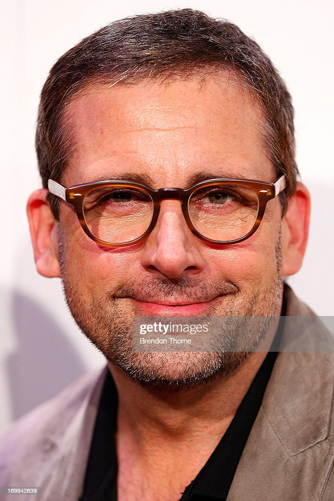 Steve Carell arrives at the 'Despicable Me 2' Australian premiere at Event Cinemas Bondi Junction on June 5, 2013 in Sydney, Australia.