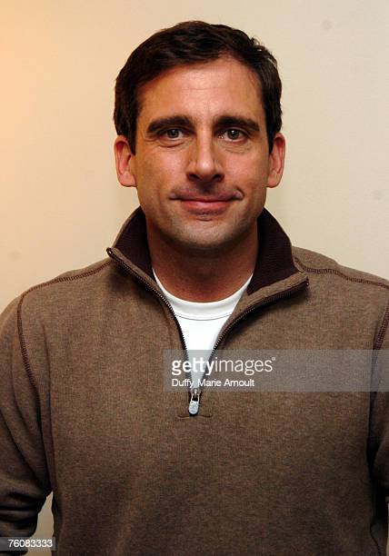 Steve Carell at the Luxury Lounge