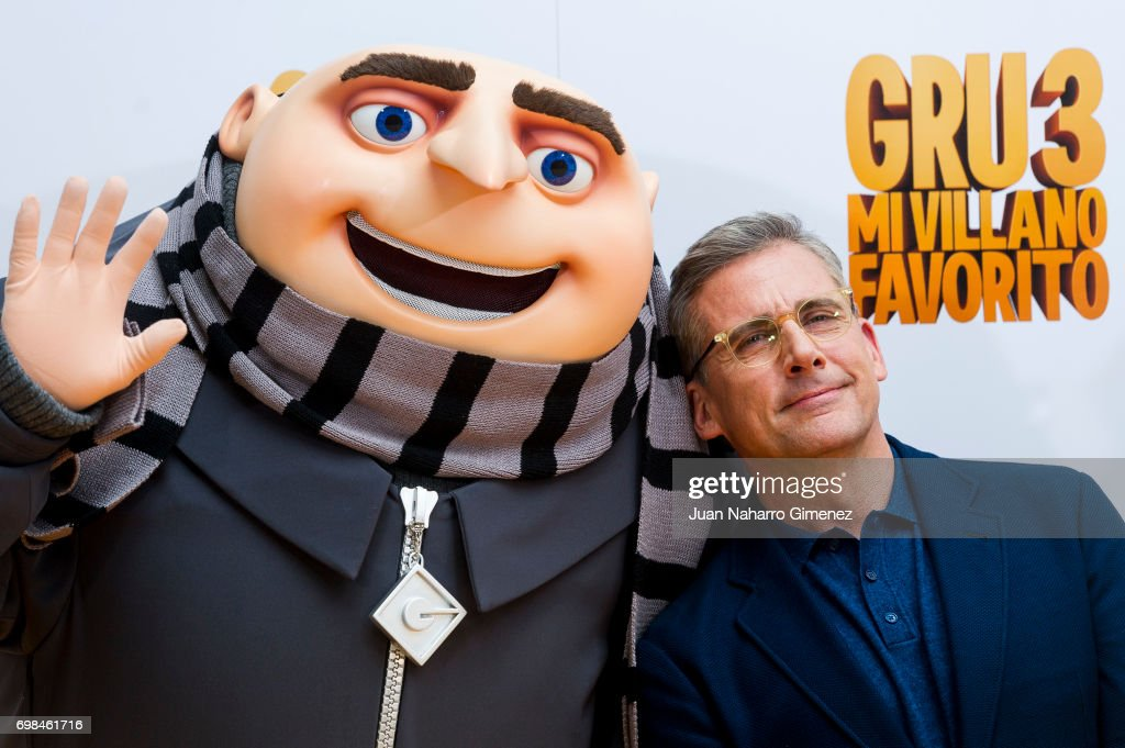 'Despicable Me 3  Madrid Photocall