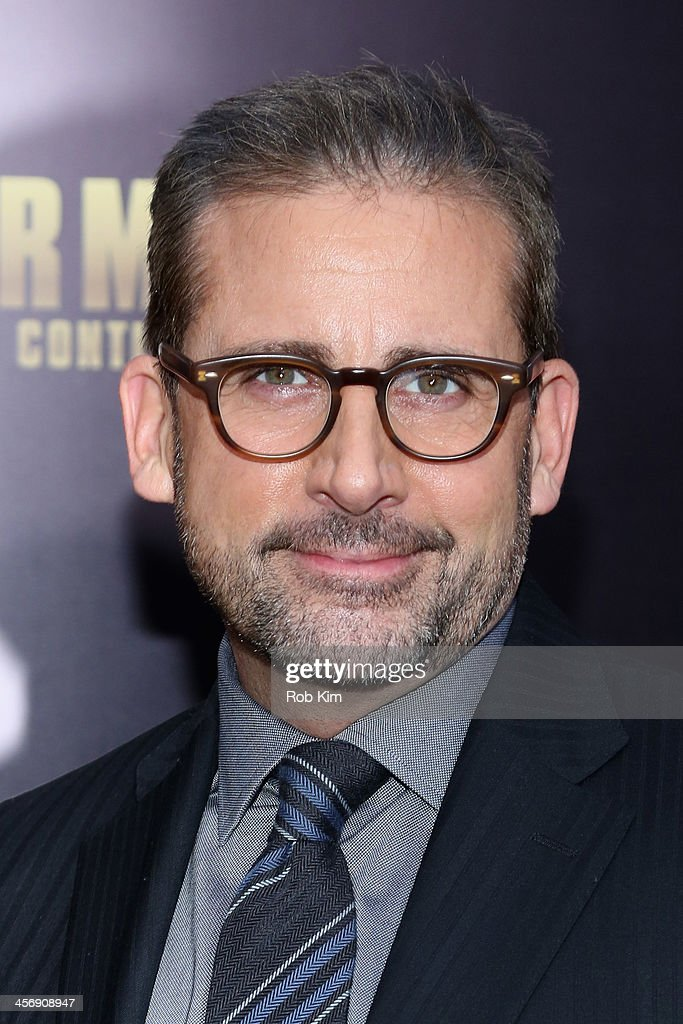 <a gi-track='captionPersonalityLinkClicked' href=/galleries/search?phrase=Steve+Carell&family=editorial&specificpeople=595491 ng-click='$event.stopPropagation()'>Steve Carell</a> attends the 'Anchorman 2: The Legend Continues' U.S. premiere at Beacon Theatre on December 15, 2013 in New York City.