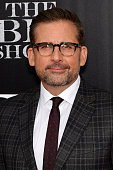 Steve Carell attends 'The Big Short' New York premiere at Ziegfeld Theater on November 23 2015 in New York City