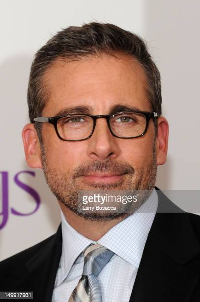 Steve Carell attends the 'Hope Springs' premiere at SVA Theater on August 6 2012 in New York City