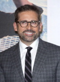 Steve Carell attends the UK premiere of 'Anchorman 2 The Legend Continues' at Vue West End on December 11 2013 in London England