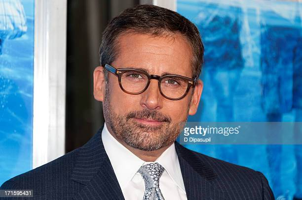 Steve Carell attends 'The Way Way Back' premiere at AMC Loews Lincoln Square on June 26 2013 in New York City