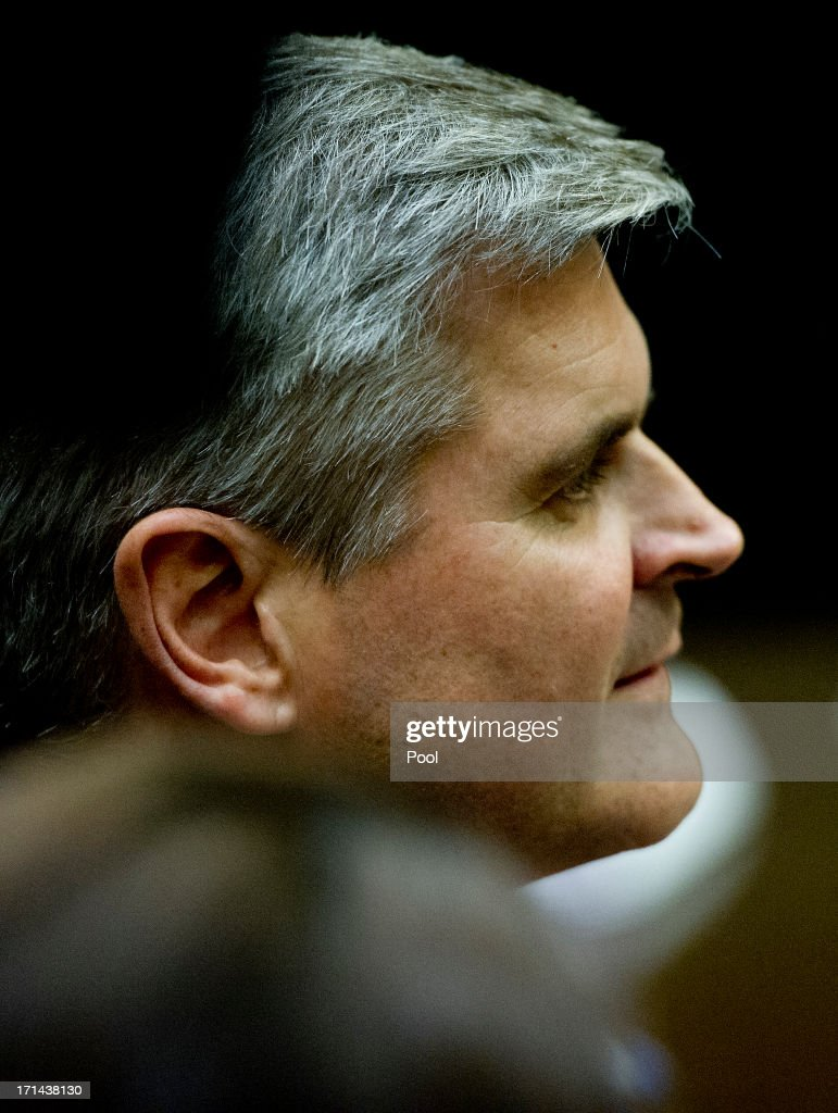 <a gi-track='captionPersonalityLinkClicked' href=/galleries/search?phrase=Steve+Case&family=editorial&specificpeople=214603 ng-click='$event.stopPropagation()'>Steve Case</a>, Chairman and CEO, Revolution, Co-Founder, America Online, Chairman, The Case Foundation listens as U.S. President Barack Obama makes a statement to the press prior to meeting with CEOs, business owners, and entrepreneurs in the Roosevelt Room of the White House to discuss the importance of commonsense immigration reform June 24, 2013 in Washington, DC. Obama met with a collection of business leaders who immigrated to the United States and went on to found successful companies in order to gain support to overhaul the nations immigration system.