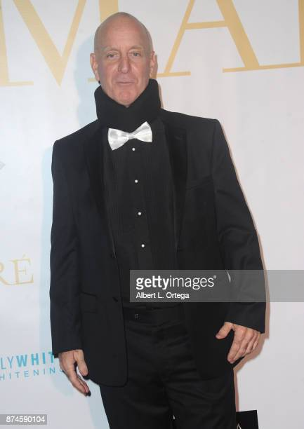 Steve Cederquist attends Amare Magazine Presents A Black Tie Event featuring cover model Mike O'Hearn held at Hangar 21 on November 14 2017 in...
