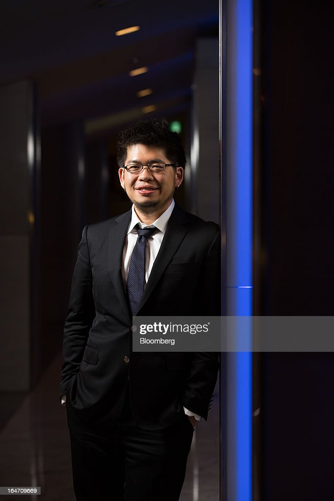 Steve Chen, co-founder of YouTube Inc., poses for a photograph at the Asian Leadership Conference in Seoul, South Korea, on Wednesday, March 27, 2013. The conference concludes today. Photographer: SeongJoon Cho/Bloomberg via Getty Images