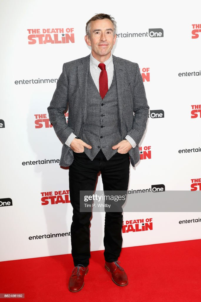'The Death Of Stalin' UK Premiere - Red Carpet Arrivals