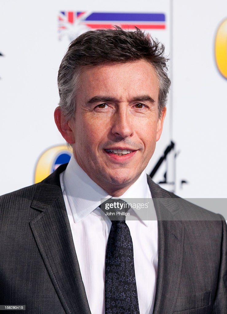 <a gi-track='captionPersonalityLinkClicked' href=/galleries/search?phrase=Steve+Coogan&family=editorial&specificpeople=204648 ng-click='$event.stopPropagation()'>Steve Coogan</a> attends the British Comedy Awards at Fountain Studios on December 12, 2012 in London, England.