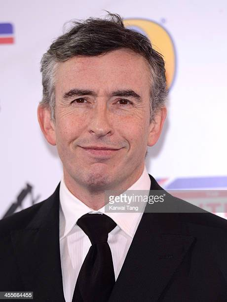 Steve Coogan attends the British Comedy Awards at Fountain Studios on December 12 2013 in London England