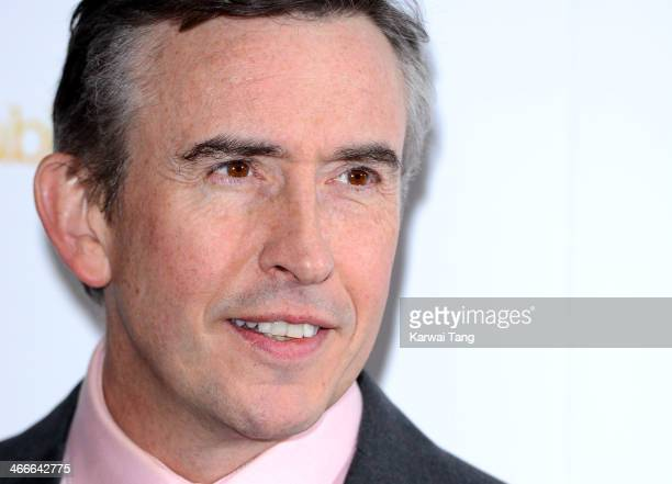 Steve Coogan attends the London Critics' Circle Film Awards at The Mayfair Hotel on February 2 2014 in London England