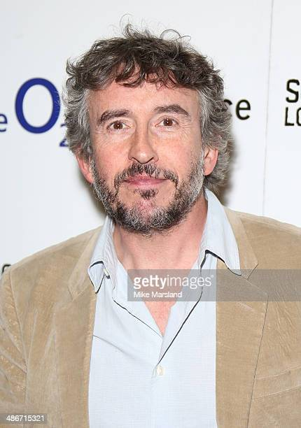 Steve Coogan attends the premiere of 'The Trip To Italy' at Sundance London at Cineworld 02 Arena on April 25 2014 in London England