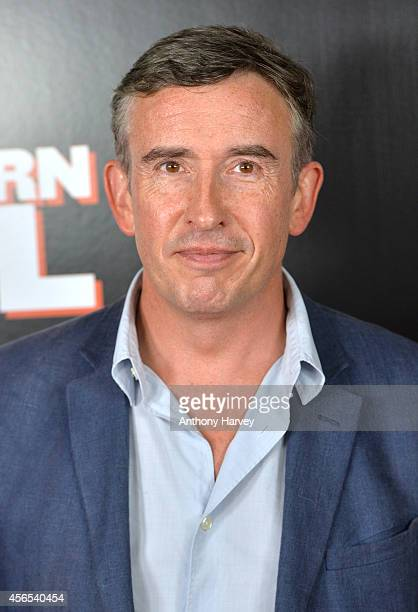 Steve Coogan attends the UK Gala screening of 'Northern Soul' at Curzon Soho on October 2 2014 in London England