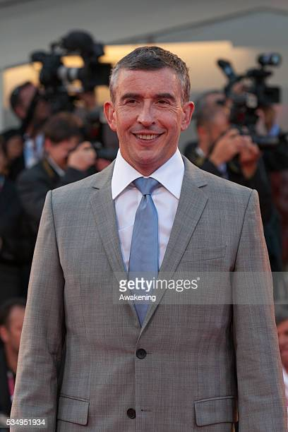 Steve Coogan on the red carpet for 'Philomena' during the 70th Venice International Film Festival