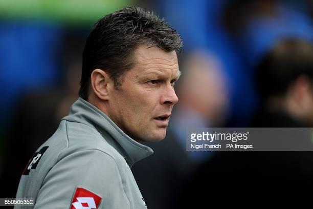 Steve Cotterill Queens Park Rangers coach