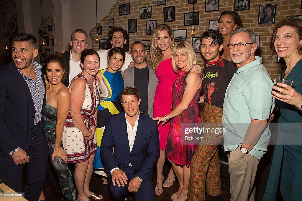 "The ""Ugly Betty"" Reunion After Party presented with Entertainment Weekly sponsored by Toyota at the ATX Television Festival"