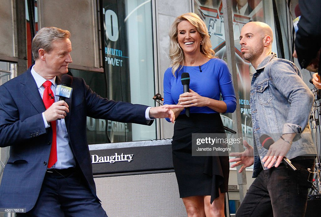"""""""FOX & Friends"""" All American Concert Series - Daughtry"""