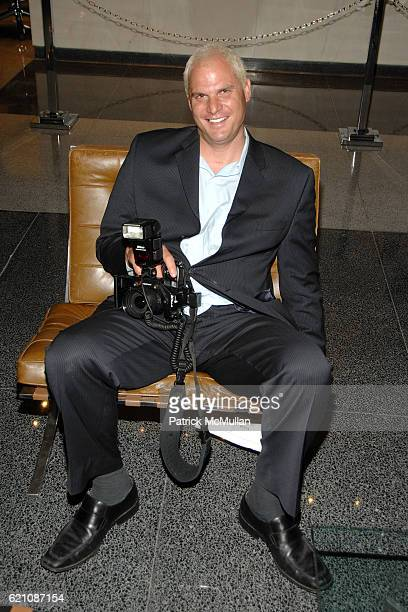 Steve Eichner attends TOM SACHS Bronze Collection Party for LEVER HOUSE at Lever House on May 8 2008 in New York City