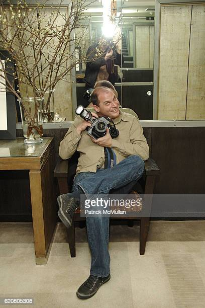 Steve Eichner 'The Armchair Photographer' attends THE CINEMA SOCIETY NICOLE MILLER host the after party for 'MARRIED LIFE' at Soho Grand Hotel on...